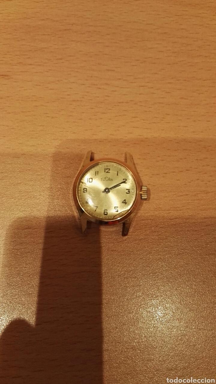 RELOJ TUCAN CARGA MANUAL (CLAVADO) (Relojes - Relojes Actuales - Otros)