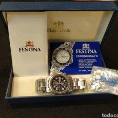 Relojes: RELOJ FESTINA CHRONOGRAPH, FUNCIONA. Lote 150988700