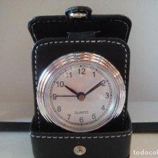 Relojes: RELOJ SOBREMESA DESPERTADOR DE VIAJE. Lote 151016226