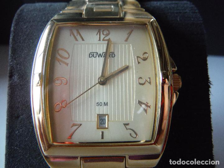 Relojes: RELOJ PULSERA DUWARD CABALLERO - Foto 2 - 151297006