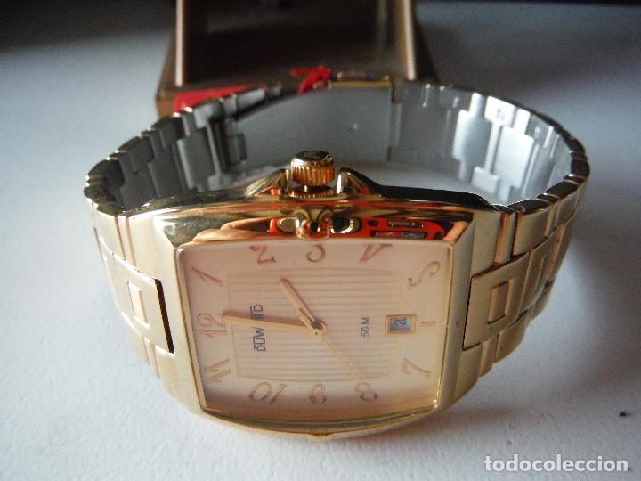 Relojes: RELOJ PULSERA DUWARD CABALLERO - Foto 3 - 151297006