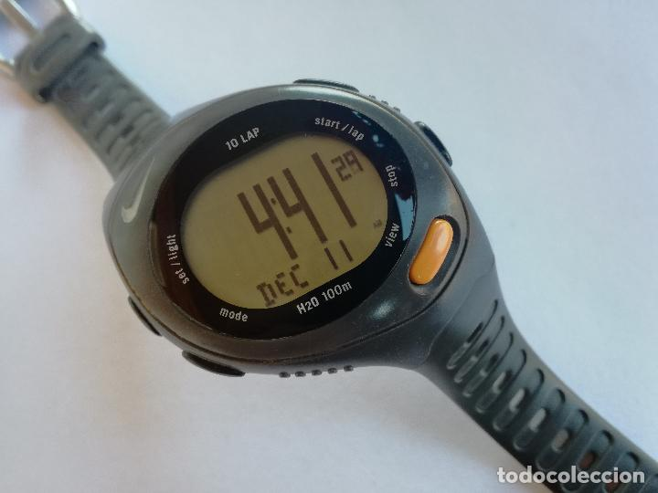 gran descuento 570ce ffe24 Reloj deportivo nike bowerman series - funciona - Vendido en ...