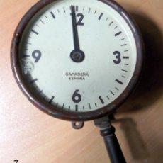 Relojes: RELOJ MEDIDOR TIEMPO DE OCUPACIÓN AÑOS 50. Lote 151633230