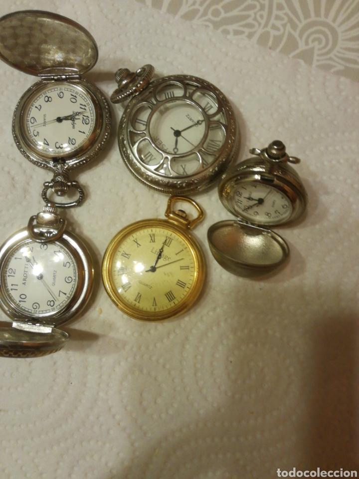 Relojes: RELOJES DE BOLSILLO DE PILA - Foto 2 - 151634140