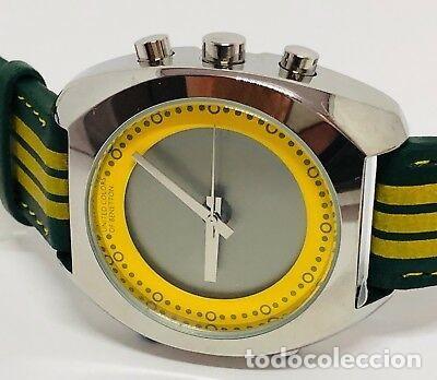 Relojes: NUEVO RELOJ BENETTON CABALLERO. - Foto 3 - 151710306
