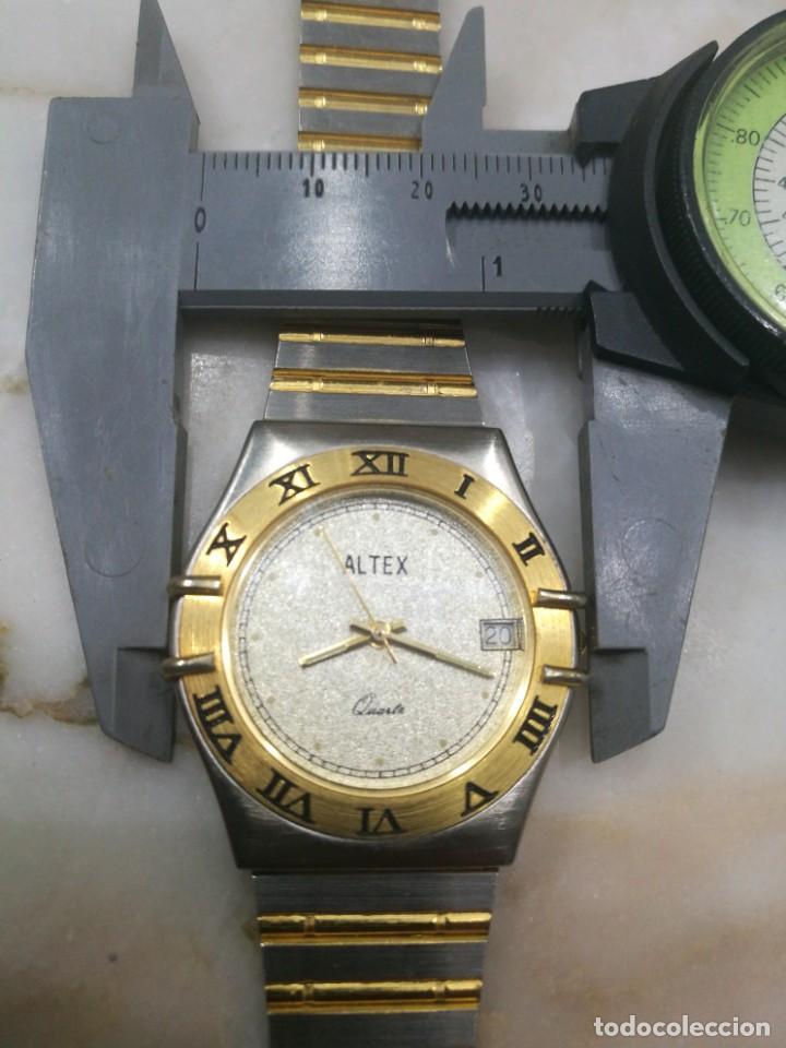 Relojes: Reloj Altex suizo cuarzo. - Foto 2 - 152210426