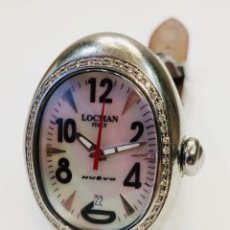 Relojes: RELOJES DE PULSERA LOCMAN NUOVO DIAMOND WATCH. Lote 152326918