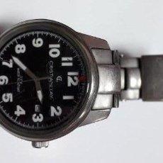 Relojes: RELOJ CABALLERO CRISTIAN LAY CON CALENDARIO. Lote 151079994