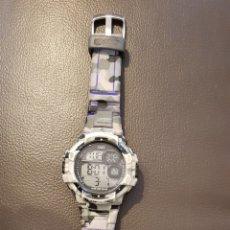 Relojes: RELOJ Q&Q MODELO CAMUFLAJE BY SEIKO FUNCIONANDO. Lote 152443557