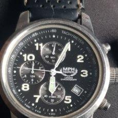 Relojes: RELOJ MPH MILES PER HOUR TIMEPIECES LEMANS CHRONOGRAPF. Lote 152453796