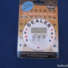 Relojes: PRO DIGITAL DEALER TIMER. Lote 152483802