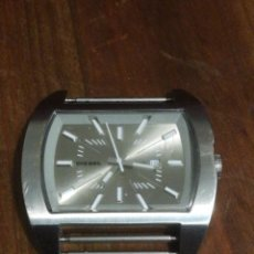 Relojes: FANTÁSTICO RELOJ DIÉSEL MODELO DZ-1113C.SIN CORREA FUNCIONA PERFECTAMENTE. . Lote 152498618