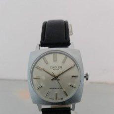 Relojes: RELOJ DE CUERDA CINGLER. Lote 152552930