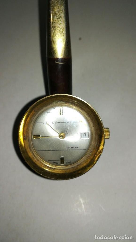 Relojes: Reloj en forma de pipa - Foto 4 - 152591130