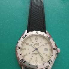 Relojes: RELOJ LOTUS SPORTS LUMIBRITE DE QUARZO.. Lote 152722410