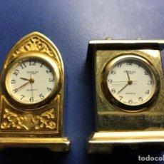 Relojes: DOS RELOJES DE LA MARCA SHIKAI JAPON. Lote 152812950