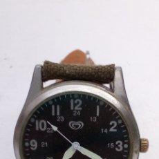 Relojes: RELOJ QUARTZ TIPO MILITAR EN FUNCIONAMIENTO. Lote 153120920
