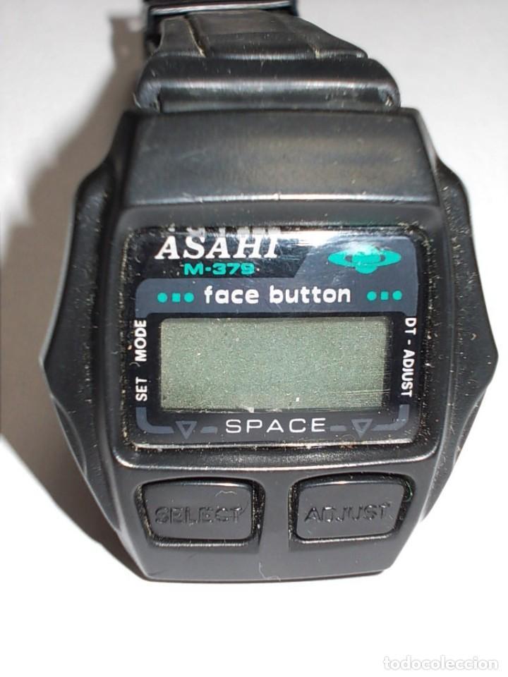 RELOJ DE LA FIRMA ASAHI SPACE (Relojes - Relojes Actuales - Otros)