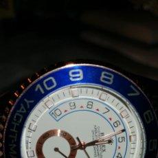 Relojes: RELOJ DE CABALLERO EN ACERO INOXIDABLE FUNCIONANDO A PILA. NUEVO. Lote 153725412
