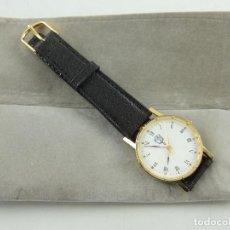 Relojes: BONITO RELOJ QUARTZ COLOR DORADO DE PULSERA. Lote 153855894