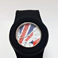 Relojes: RELOJ PUBLICITARIO DE PULSERA BEEFEATER. Lote 153980550