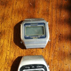 Relojes: 2 RELOJES CUARZO RADIANT Y MING. Lote 154120306