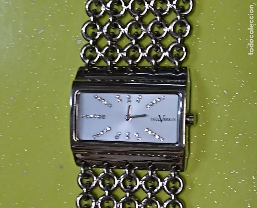RELOJ DE SEÑORA PAUL VERSAN (Relojes - Relojes Actuales - Otros)