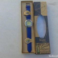 Relojes: RELOJ PUBLICIDAD SPRITE , SERIE LIMITADA. Lote 154393026