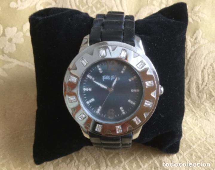 Relojes: RELOJ FOLLI-FOLLIE CUARZO FUNCIONANDO - Foto 3 - 154492362