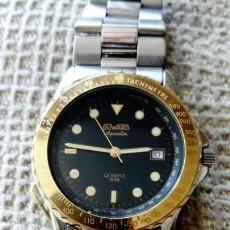 Relojes: RELOJ DUWARD AQUASTAR DE CUARZO. Lote 154497454