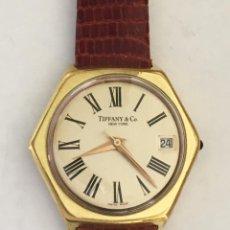 Relojes: TIFFANY&CO. PLAQUÈ ORO 18KT. AÑOS 50-60. Lote 155035230