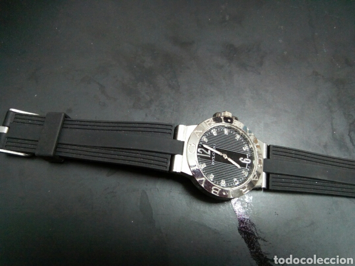 Relojes: Reloj BVLGARI funcionando - Foto 2 - 155287880