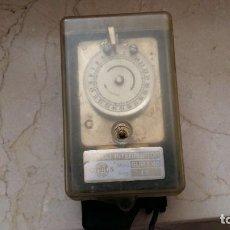 Relojes: ANTIGUO RELOJ INTERRUPTOR ORBIS DE CUERDA. Lote 155361298