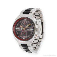 Relojes: RELOJ DOLCE & GABANNA DE ACERO PARA CABALLERO CRONÓGRAFO. Lote 155752698