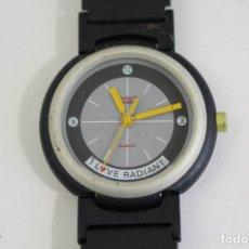 Relojes: RELOJ MUJER VINTAGE RADIANT I LOVE QUARTZ. Lote 155885954