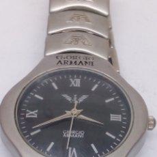 Relojes: RELOJ GIORGIO ARMANI. Lote 156542813