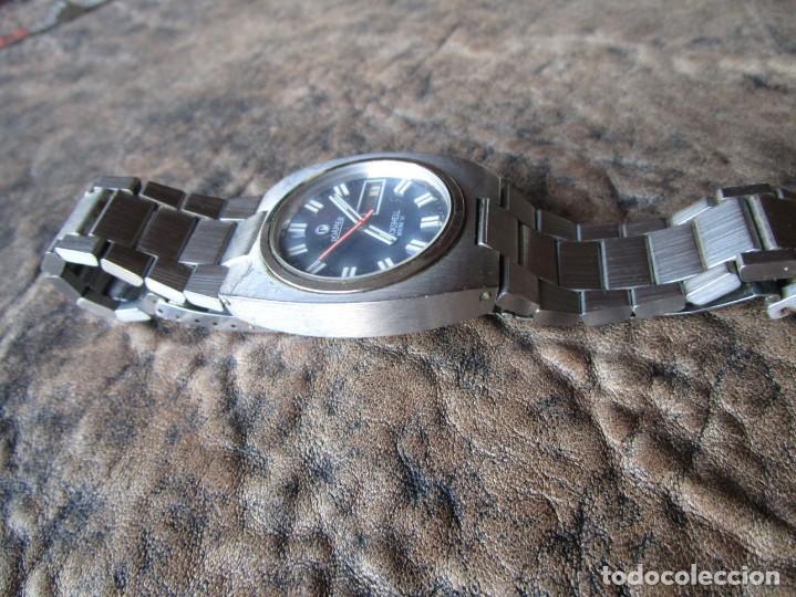 Relojes: reloj roamer rockshell mark VI 523 5120 614 automatic swiss made - Foto 3 - 156768770