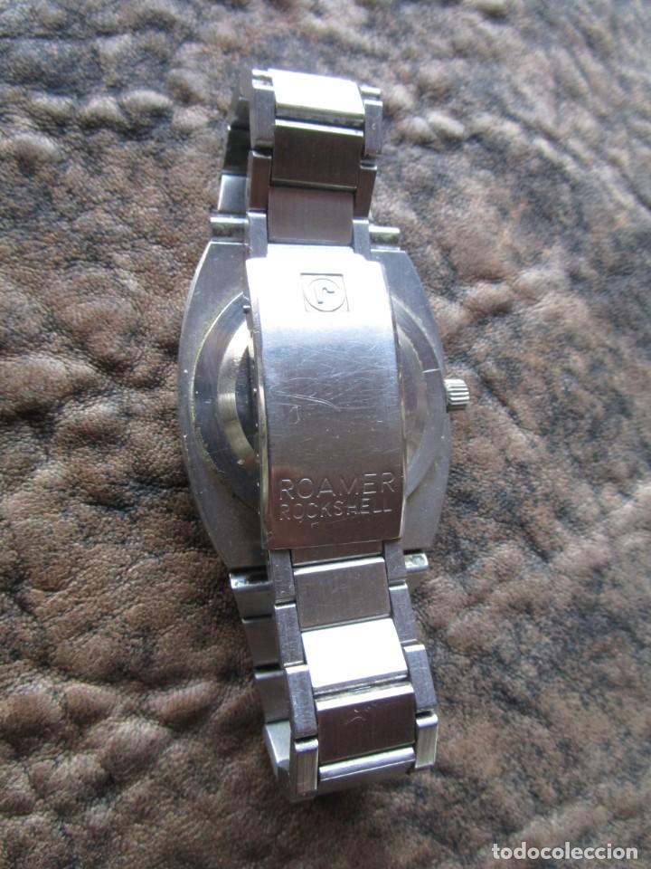 Relojes: reloj roamer rockshell mark VI 523 5120 614 automatic swiss made - Foto 5 - 156768770
