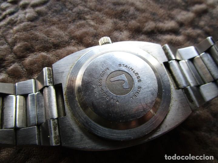 Relojes: reloj roamer rockshell mark VI 523 5120 614 automatic swiss made - Foto 6 - 156768770