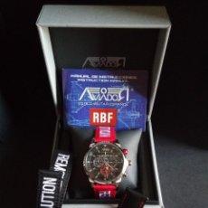 Relojes: RELOJ AVIADOR - AV/1090/23 NEVER ON SUNDAY - EDICIÓN LIMITADA (961/999) AIRBUS 400M. Lote 156801574
