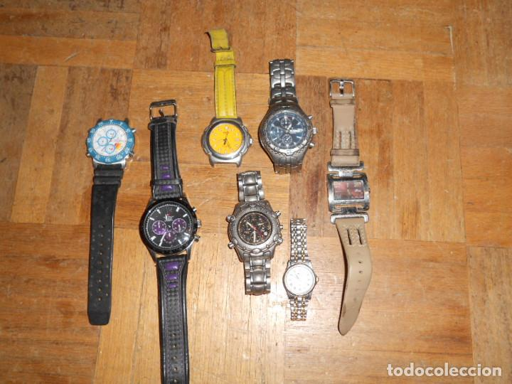 LOTE RELOJES (Relojes - Relojes Actuales - Otros)