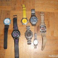 Relojes: LOTE RELOJES. Lote 157339018