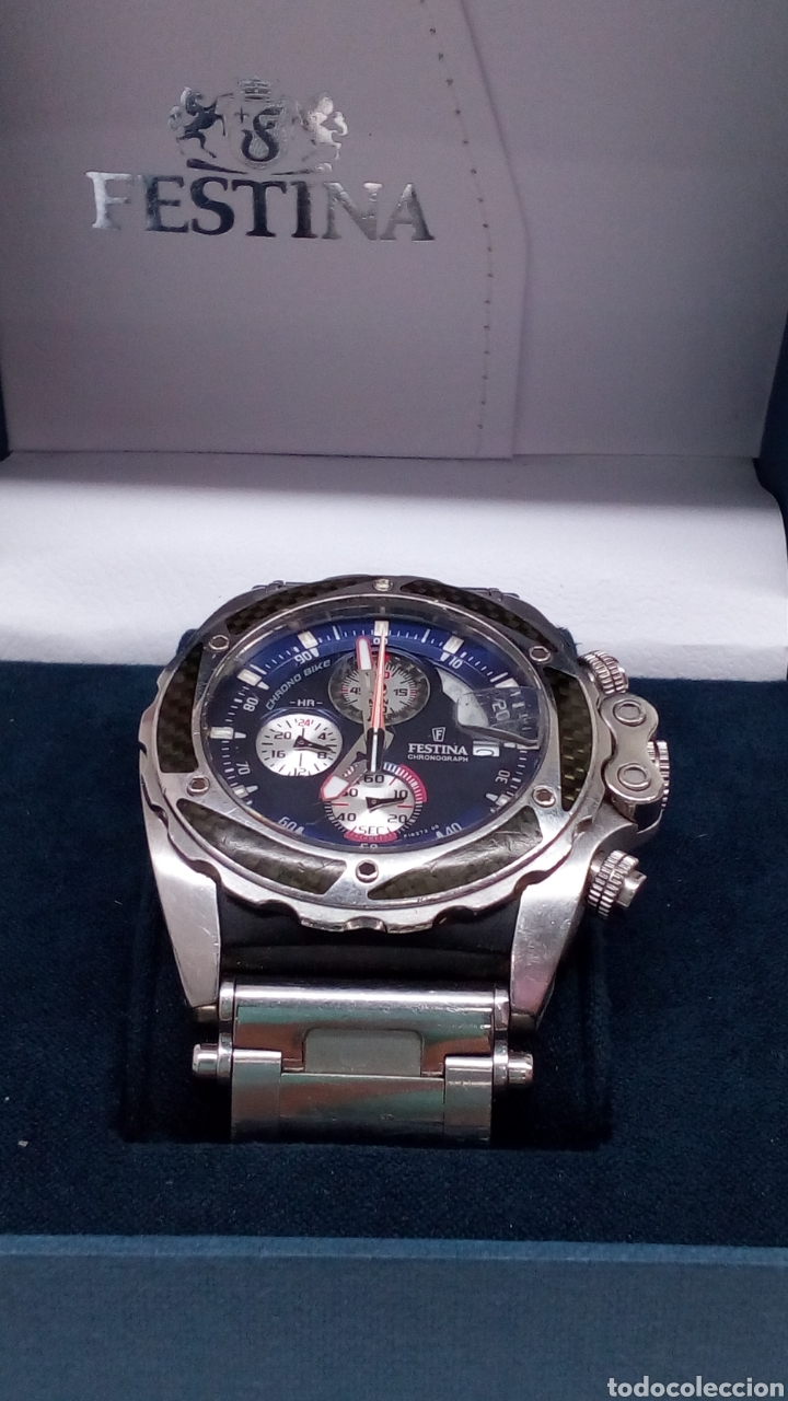 390d0209ba89 Reloj festina f16273 chronograph dial - Vendido en Venta Directa ...