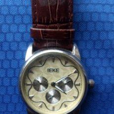 Relojes: IEKE RELOJ DE PULSERA. Lote 158108266