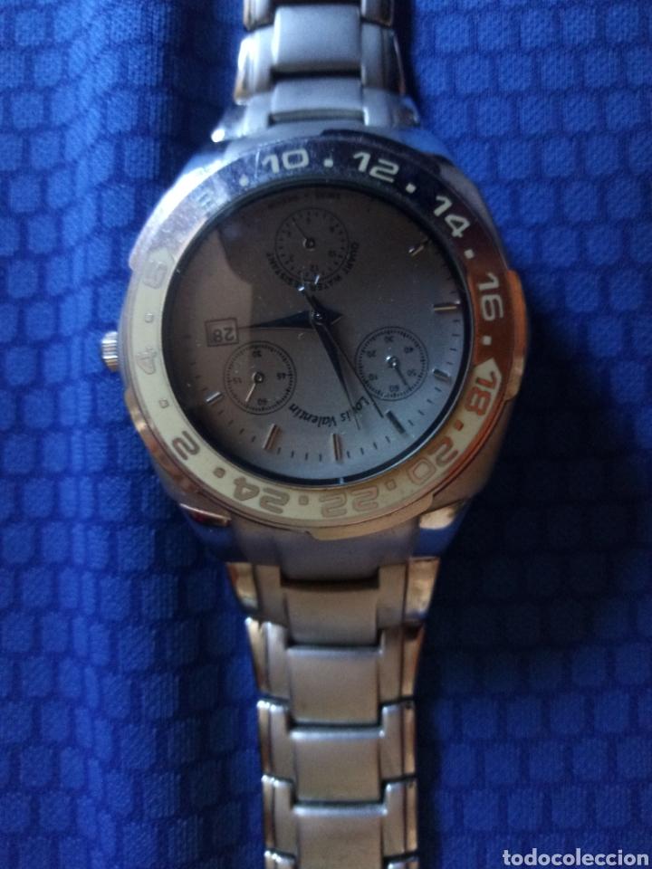 Relojes: LOTE 2 RELOJES LOUIS VALENTIN CUARZO - Foto 2 - 158518312