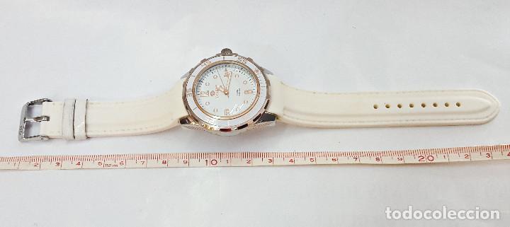 Relojes: RELOJ MARCA MAREA BLANCO - Foto 3 - 158603866