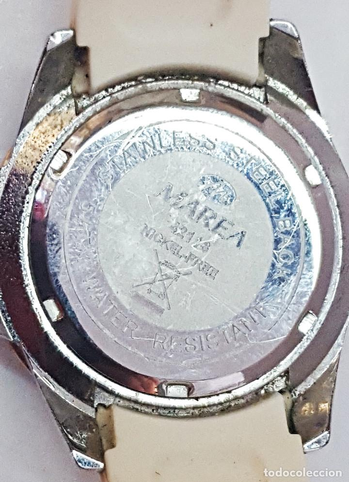 Relojes: RELOJ MARCA MAREA BLANCO - Foto 6 - 158603866
