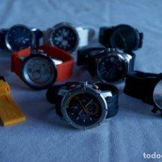 Relojes: LOTE DE 7 RELOJES GRANDES QUARTZ CALGARY SIN COMPROBAR Q68. Lote 159097766