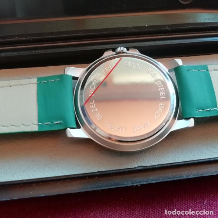 Relojes: Reloj Skoda nuevo en caja. A estrenar. Acero - Foto 2 - 159230734