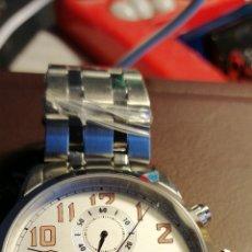 Relojes: RELOJ PAUL VALLETTE SINCE 1920 40MM DE CAJA QUARTZ NUEVO BAÑADO EN ORO. Lote 159765296